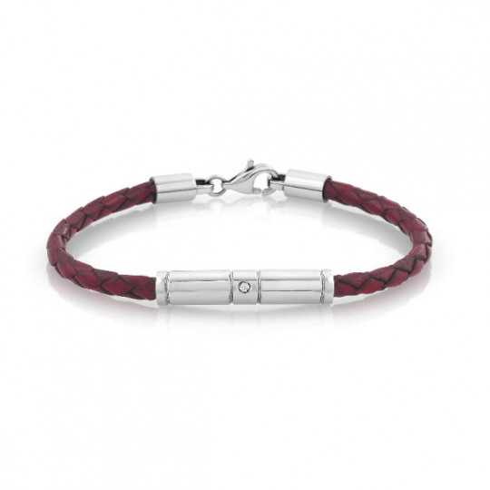 VINTAGE LEATHER TRIBE BRACELET 026420/002