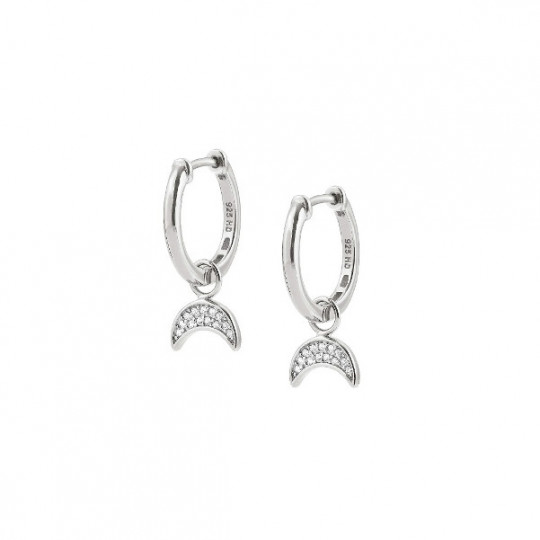 NIGHTDREAM EARRINGS WITH MOON 148108/030