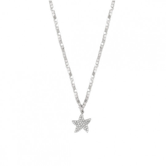 ANTIBES NECKLACE WITH STARFISH 148318/044