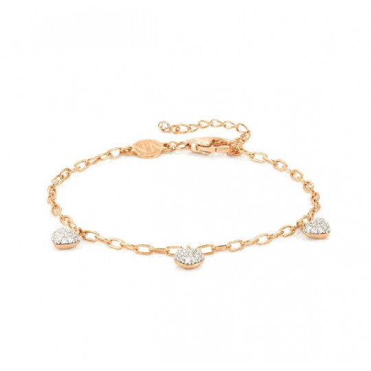 BRACELET WITH HEARTS 147917/022