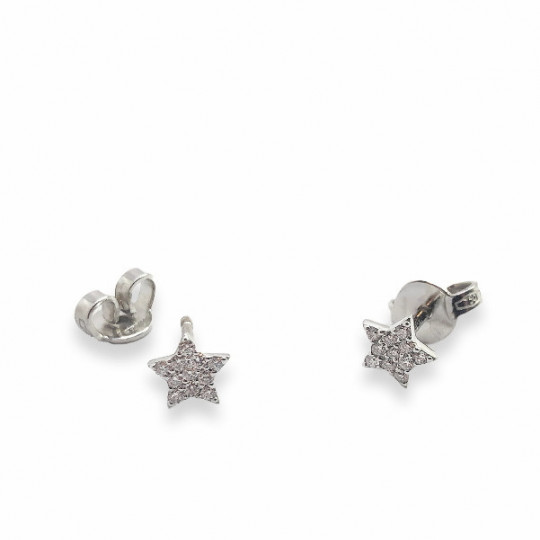 GOLD EARRINGS STARS