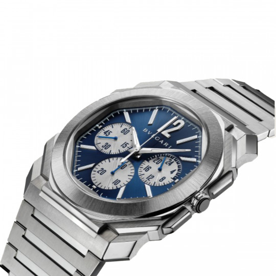 WATCH OCTO FINISSIMO Chronograph GMT. 103467