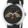 "GUCCI G-TIMELESS ""GUCCI BLACK BEE"" YA1264067"