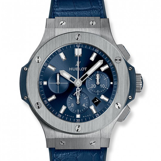 HUBLOT BIG BANG STEEL BLUE 44 MM 301.SX.7170.LR