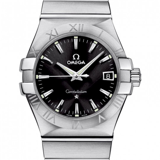 OMEGA CONSTELLATION QUARTZ 35 MM 123.10.35.60.01.001