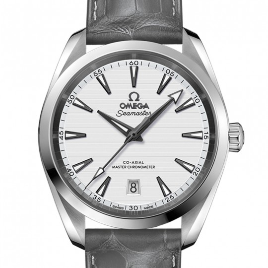 OMEGA SEAMASTER AQUA TERRA 150M CO‑AXIAL MASTER CHRONOMETER 38 MM 220.13.38.20.02.001