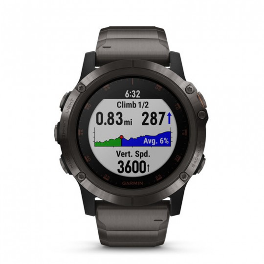 WATCH FENIX 5X PLUS GARMIN 010-01989-05