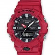 CASIO G-SHOCK WATCH GA-800-4AER