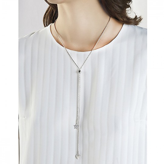 GUESS  NECKLACE LOVE CHAIN UBN84033